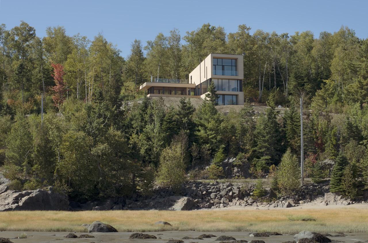 maison Sirois par Atelier Pierre Thibault architecte